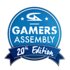Logo de l'évènement Gamers Assembly 2019